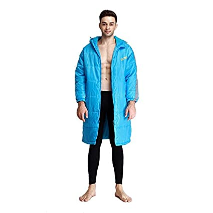 Amazoncom Water Pro Swim Parka Warm Coat Sports Outdoors