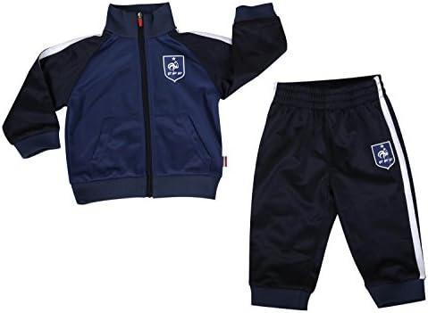 Chándal para bebé FFF, colección oficial de la selección de fútbol de Francia: Amazon.es: Deportes y aire libre