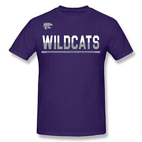 Kansas State Wildcats 2016 Staff Sideline Graphic T Shirt Printing Short Sleeve