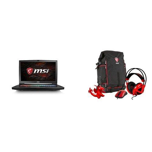 TALLA con pack regalo. MSI Titan 4K GT73VR 7RE-440ES - Portátil de 17.3