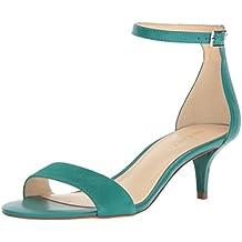 Nine West Women's Leisa Leather Dress Sandal