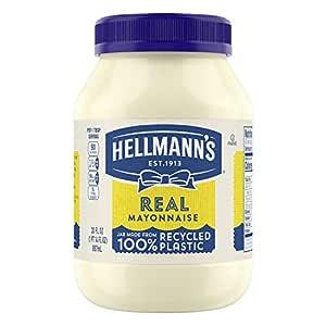 Hellmann's Mayonnaise Real Mayo Gluten Free 30 oz