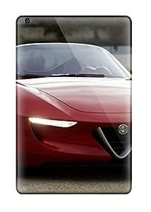 3687442K53357070 Tpu Shockproof Scratcheproof Alfa Romeo Super Car Hard Case Cover For Ipad Mini 3