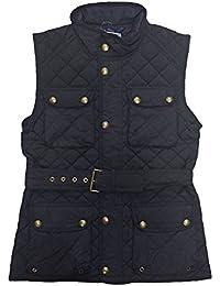 Girl\u0027s Cotton Winter Vest · Polo Ralph Lauren