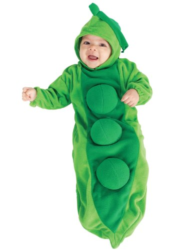 Baby Bunting Costumes (Rubie's Pea In The Pod Baby Bunting Costume)
