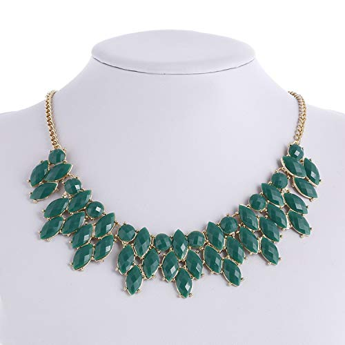 - Aworth Nice Style Fashion Gold Statement Necklaces & Pendants for Women Collier Femme Vintage Maxi Necklace Collares Mujer Kolye Jewelry Bijoux