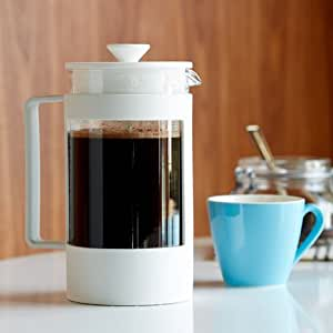 Recycled Coffee Press By Bodum® - White, 8-cup