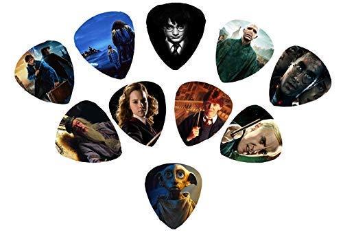 Harry Poter Guitar picks - Harry Potter Guitar