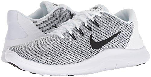 cool Nike Scarpe Grey black Running Herren Multicolore Laufschuh Run Flex Uomo 100 white 2018 x7wPZ7qXr