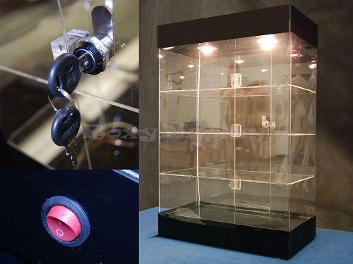 Glass Curio Cabinet - 9