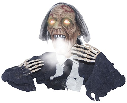 (Animated Zombie Halloween Groundbreaker Fogging Ghoul Holiday)