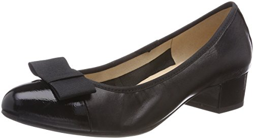 Caprice Damen 22305 Pumps Schwarz (Black Comb 19)