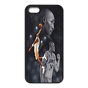 Artsy Artistic Los Angeles Lakers Kobe Bryant Phone Case Protective Case 239 For Apple Iphone 5 5S Cases At ERZHOU Tech Store