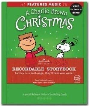 Amazon.com : A Charlie Brown Christmas - Hallmark Recordable Book ...