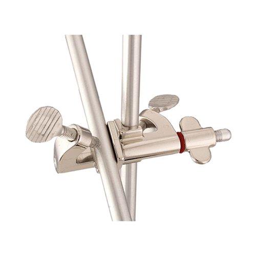 OHAUS CLC-SWIVLZ Clamp, Swivel Holder, Aluminum, Nickel-Plated Zinc by Ohaus