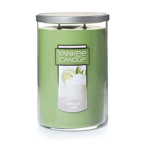 (Yankee Candle Large 2-Wick Tumbler Candle, Vanilla Lime)