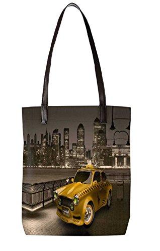 Snoogg Strandtasche, mehrfarbig (mehrfarbig) - LTR-BL-2671-ToteBag