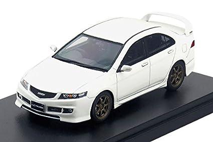 White Honda Accord >> Amazon Com Hi Story 1 43 Honda Accord Euro R Mugen 2005 Premium