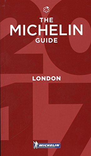 MICHELIN Guide London 2017: Restaurants & Hotels (Michelin Guide/Michelin)