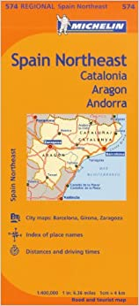 _PDF_ Michelin Spain: Northeast Catalonia, Aragon, Andorra, Map 574 (Maps/Regional (Michelin)). Title sobre todas consists Viagra Shilo analysts segunda