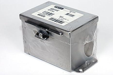 Amazon.com: Hofmann a6044chnfss J Caja, NEMA 4 X, tipo de ...