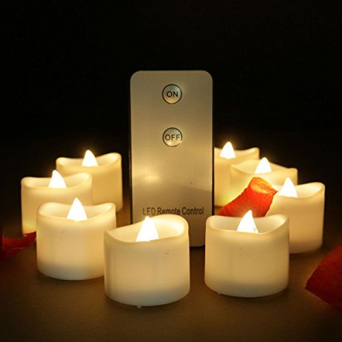 Flameless Flickering Electronic Thanksgiving Youngerbaby product image