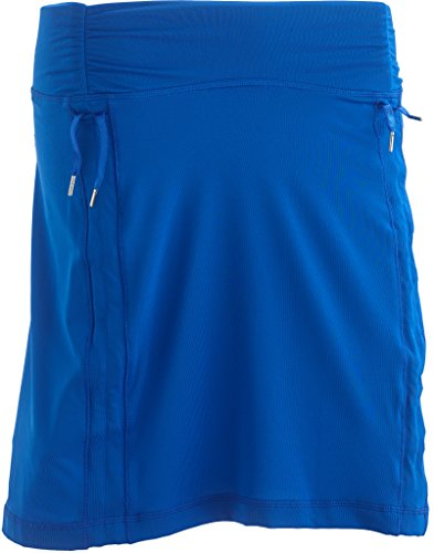 Antigua Ladies Cinch Skort Cabana Blue 8-10 Medium ()