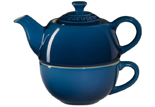 Le Creuset Stoneware Tea Cup, Marseille