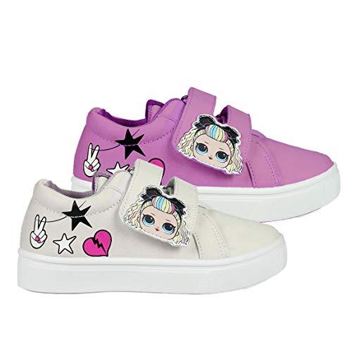 Cerdá Zapatillas Que Cambian de Color LOL Surprise para Niña, Niñas