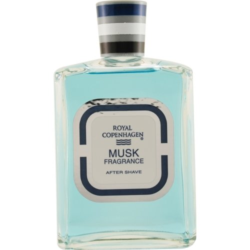 ROYAL COPENHAGEN MUSK by Royal Copenhagen AFTERSHAVE LOTION 8 OZ ROYAL COPENHAGEN MUSK by Royal Cop by Vetrarian