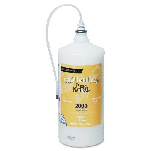 System Ml Soap Liquid 800 (TEC4013131 - Tc Green Seal Certified Lotion Soap, Honeysuckle Scent, 800ml Refill)
