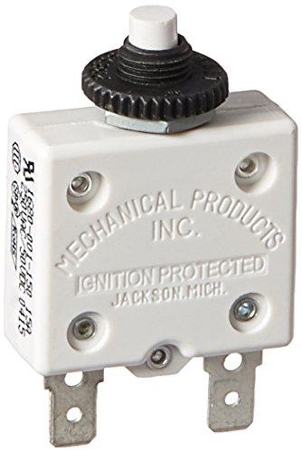 (Bussmann CB174-15 CB174 Series, Type III, Manual Reset Panel Mount Circuit Breaker (15 Amp), 1 Pack)