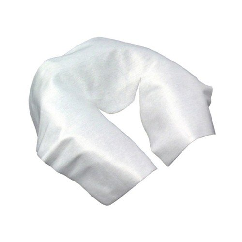Disposable Face Pillow Covers for Massage Tables: Pack of 100 (1 Pack) BodyChoice