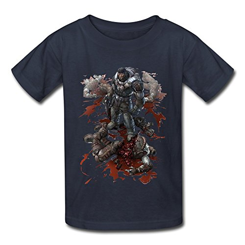 kazzar-kids-gears-of-war-art-images-round-collar-t-shirt-xl