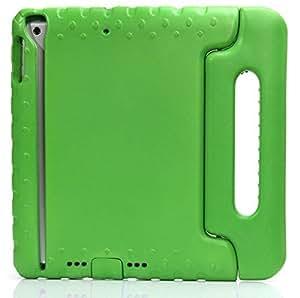 Ipad air 5 Kids Proof Thick Foam EVA Cover Case Stand Handle Ipad air Ipad 5 Light green