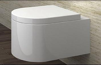 Nice Top Modernes Wandhangendes Wc Mit Wc Sitz Und Softclose Nano
