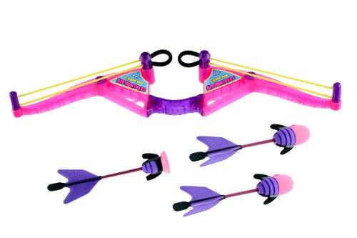 Zing Air Huntress Z Curve Bow, Pink (Arrow Air)