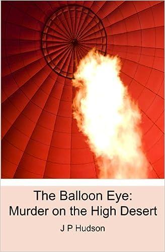 Book The Balloon Eye: Murder on the High Desert