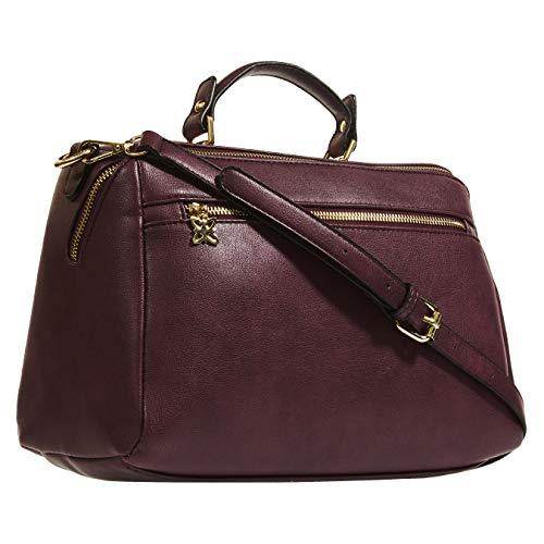 BCBGeneration Angelina Day Satchel Handbag for Women by BCBG