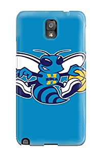 Unique Design Galaxy Note 3 Durable Tpu Case Cover New Orleans Hornets