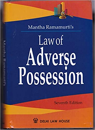 adverse possession india