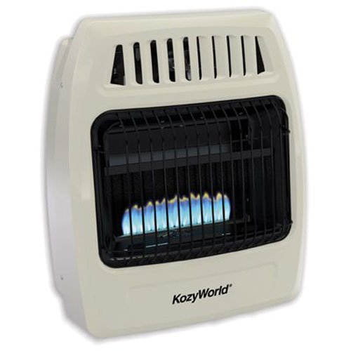 WORLD MKTG OF AMERICA/IMPORT KWD258 20000 BTU Dual Gas Wall Heater by World Marketing of America