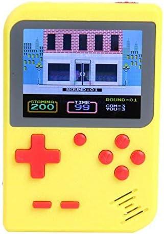 Retro portátil Mini Juego electrónico de Bolsillo, Consola de 8 ...