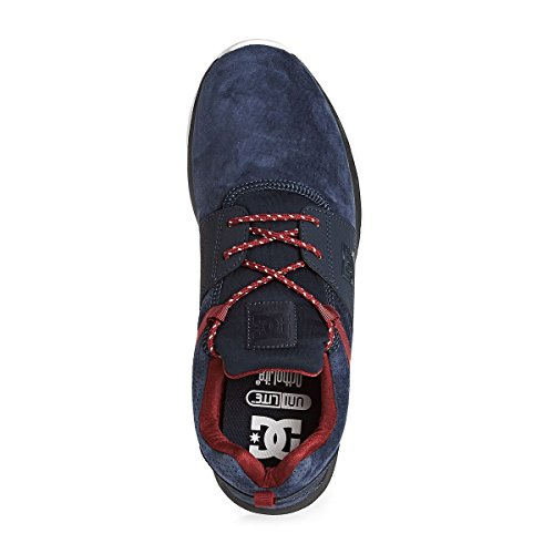Heathrow Sneakers Marine Basses DC Shoes Homme Le wYx56tfq