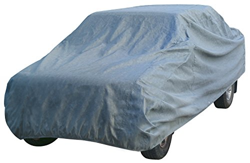 Leader Accessories Xtreme Guard 5 Layers Pick up Truck Car Cover Waterproof Breathable Outdoor Indoor (Pick up Truck up to 17'5 (Truck Covers)