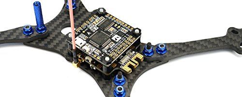 Matek Systems FCHUB-VTX 6~27V PDB 5V/1A BEC w/ 5.8G 40CH 25/200/500mW Switchable RC Drone Video Transmitter