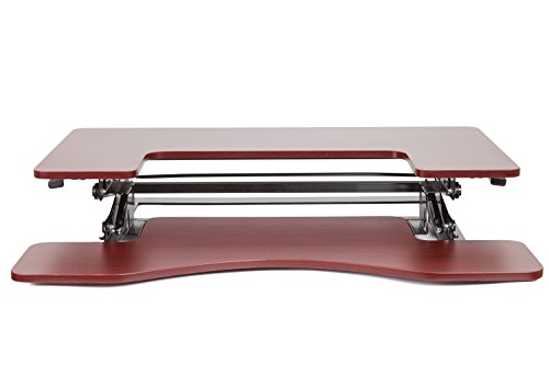 Halter ED-258 Preassembled Height Adjustable Desk Sit ...