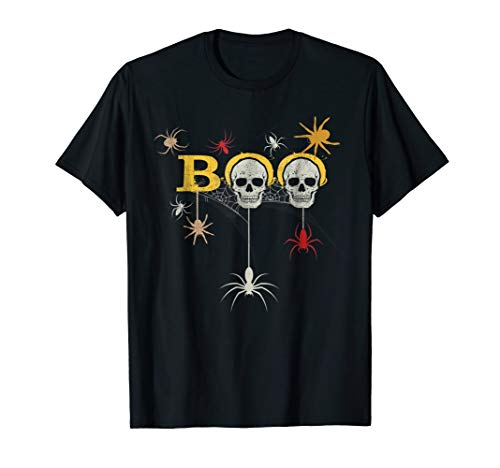 Halloween Outfit Gift Idea - Funny Boo Costume T Shirt