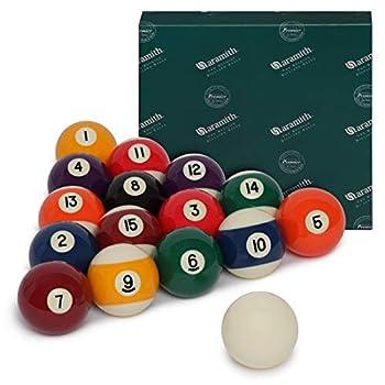 Image of Aramith Premier Billiard Pool Ball Set 2 1/4' Sport