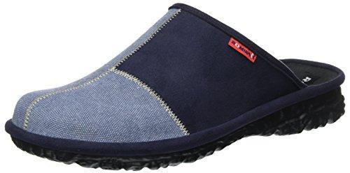 52 Mikado H Romika Herren Blau Pantoffeln Jeans qzpntwU